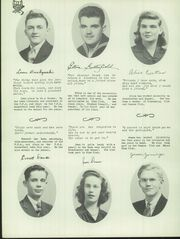 Page 14, 1946 Edition, Candor Central High School - Candorama Yearbook (Candor, NY) online yearbook collection
