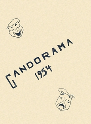 Page 1, 1954 Edition, Candor Central High School - Candorama Yearbook (Candor, NY) online yearbook collection