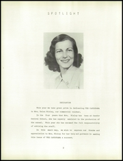Page 12, 1954 Edition, Candor Central High School - Candorama Yearbook (Candor, NY) online yearbook collection