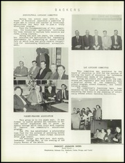 Page 14, 1954 Edition, Candor Central High School - Candorama Yearbook (Candor, NY) online yearbook collection