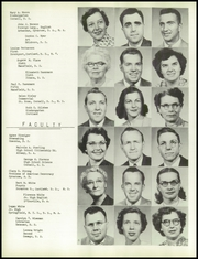 Page 16, 1954 Edition, Candor Central High School - Candorama Yearbook (Candor, NY) online yearbook collection