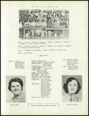 Page 17, 1954 Edition, Candor Central High School - Candorama Yearbook (Candor, NY) online yearbook collection