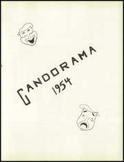 Page 7, 1954 Edition, Candor Central High School - Candorama Yearbook (Candor, NY) online yearbook collection