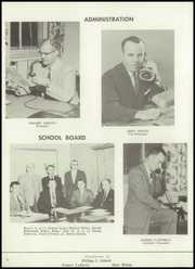 Page 10, 1959 Edition, Candor Central High School - Candorama Yearbook (Candor, NY) online yearbook collection