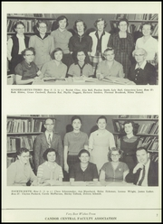 Page 11, 1959 Edition, Candor Central High School - Candorama Yearbook (Candor, NY) online yearbook collection