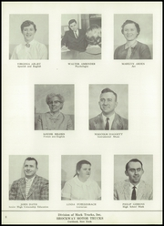 Page 12, 1959 Edition, Candor Central High School - Candorama Yearbook (Candor, NY) online yearbook collection
