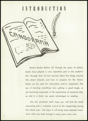 Page 6, 1959 Edition, Candor Central High School - Candorama Yearbook (Candor, NY) online yearbook collection