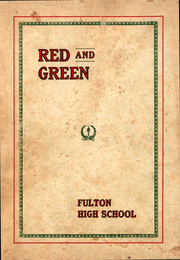 Page 1, 1918 Edition, Fulton High School - Fultonian Yearbook (Fulton, NY) online yearbook collection