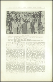 Page 17, 1926 Edition, Fulton High School - Fultonian Yearbook (Fulton, NY) online yearbook collection