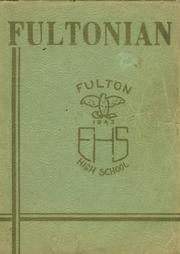 Fulton High School - Fultonian Yearbook (Fulton, NY) online yearbook collection, 1945 Edition, Page 1