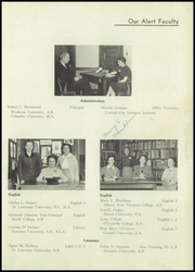 Page 11, 1945 Edition, Fulton High School - Fultonian Yearbook (Fulton, NY) online yearbook collection