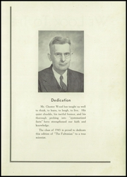 Page 7, 1945 Edition, Fulton High School - Fultonian Yearbook (Fulton, NY) online yearbook collection