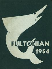 1954 Edition, Fulton High School - Fultonian Yearbook (Fulton, NY)