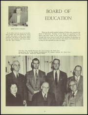 Page 10, 1954 Edition, Fulton High School - Fultonian Yearbook (Fulton, NY) online yearbook collection