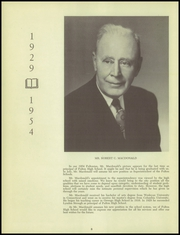 Page 12, 1954 Edition, Fulton High School - Fultonian Yearbook (Fulton, NY) online yearbook collection