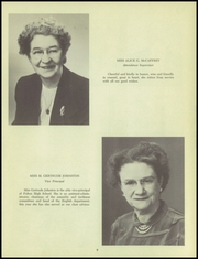 Page 13, 1954 Edition, Fulton High School - Fultonian Yearbook (Fulton, NY) online yearbook collection
