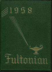 1958 Edition, Fulton High School - Fultonian Yearbook (Fulton, NY)