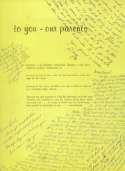 Page 10, 1958 Edition, St Agnes High School - Palm Yearbook (Rochester, NY) online yearbook collection