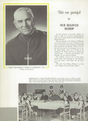 Page 12, 1958 Edition, St Agnes High School - Palm Yearbook (Rochester, NY) online yearbook collection
