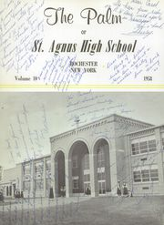 Page 6, 1958 Edition, St Agnes High School - Palm Yearbook (Rochester, NY) online yearbook collection