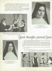 Page 14, 1959 Edition, St Agnes High School - Palm Yearbook (Rochester, NY) online yearbook collection
