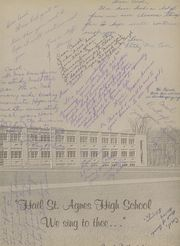 Page 3, 1959 Edition, St Agnes High School - Palm Yearbook (Rochester, NY) online yearbook collection