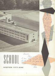Page 7, 1959 Edition, St Agnes High School - Palm Yearbook (Rochester, NY) online yearbook collection