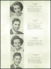 Page 14, 1949 Edition, Romulus Central High School - Arrowhead Yearbook (Romulus, NY) online yearbook collection