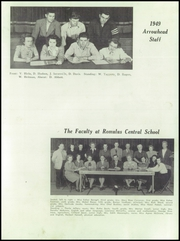 Page 9, 1949 Edition, Romulus Central High School - Arrowhead Yearbook (Romulus, NY) online yearbook collection