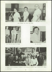 Page 12, 1953 Edition, Romulus Central High School - Arrowhead Yearbook (Romulus, NY) online yearbook collection
