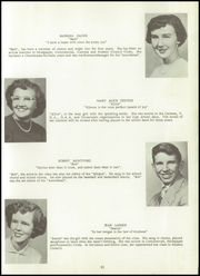 Page 15, 1953 Edition, Romulus Central High School - Arrowhead Yearbook (Romulus, NY) online yearbook collection