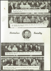 Page 9, 1953 Edition, Romulus Central High School - Arrowhead Yearbook (Romulus, NY) online yearbook collection