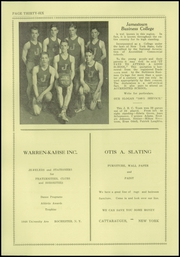 Cattaraugus High School - Caravan Yearbook (Cattaraugus, NY) online yearbook collection, 1931 Edition, Page 38