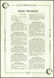 Page 10, 1932 Edition, Cattaraugus High School - Caravan Yearbook (Cattaraugus, NY) online yearbook collection