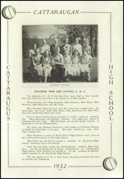 Page 5, 1932 Edition, Cattaraugus High School - Caravan Yearbook (Cattaraugus, NY) online yearbook collection