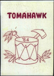 Page 1, 1964 Edition, Saranac Central High School - Tomahawk Yearbook (Saranac, NY) online yearbook collection