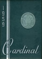 1959 Edition, Cardinal McCloskey High School - Cardinal Yearbook (Albany, NY)