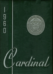 1960 Edition, Cardinal McCloskey High School - Cardinal Yearbook (Albany, NY)