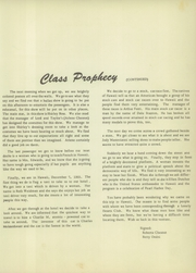 Page 15, 1952 Edition, Duanesburg High School - Dusquanox Yearbook (Delanson, NY) online yearbook collection