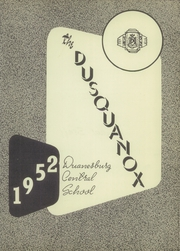 Page 7, 1952 Edition, Duanesburg High School - Dusquanox Yearbook (Delanson, NY) online yearbook collection