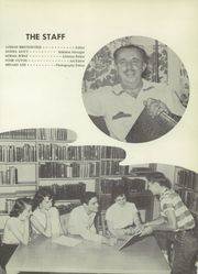 Page 11, 1956 Edition, Duanesburg High School - Dusquanox Yearbook (Delanson, NY) online yearbook collection