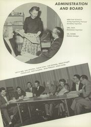 Page 16, 1956 Edition, Duanesburg High School - Dusquanox Yearbook (Delanson, NY) online yearbook collection