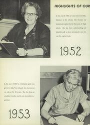 Page 8, 1956 Edition, Duanesburg High School - Dusquanox Yearbook (Delanson, NY) online yearbook collection