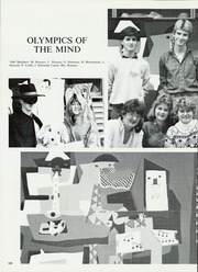 Page 112, 1986 Edition, Duanesburg High School - Dusquanox Yearbook (Delanson, NY) online yearbook collection