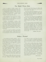 Fort Edward High School - Siren Yearbook (Fort Edward, NY) online yearbook collection, 1938 Edition, Page 21
