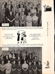 Page 10, 1956 Edition, Clifton Fine Central High School - Mountain Echo Yearbook (Star Lake, NY) online yearbook collection