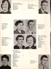 Page 14, 1956 Edition, Clifton Fine Central High School - Mountain Echo Yearbook (Star Lake, NY) online yearbook collection