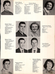 Page 15, 1956 Edition, Clifton Fine Central High School - Mountain Echo Yearbook (Star Lake, NY) online yearbook collection