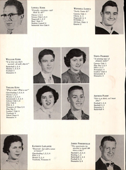 Page 16, 1956 Edition, Clifton Fine Central High School - Mountain Echo Yearbook (Star Lake, NY) online yearbook collection