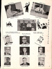 Page 9, 1956 Edition, Clifton Fine Central High School - Mountain Echo Yearbook (Star Lake, NY) online yearbook collection